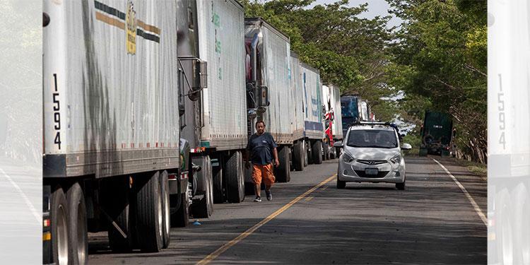 Ministerio de Seguridad de Costa Rica informó que Nicaragua no aceptó acuerdo para liberar transporte de carga