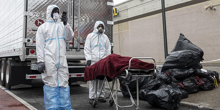 Unos 31 hondureños han muerto en EEUU por COVID-19 y 40 están contagiados