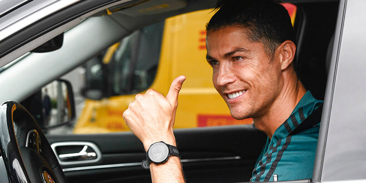 Cristiano Ronaldo regresa a los entrenamientos de Juventus