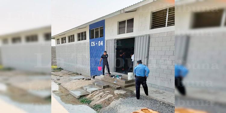 Sinager confirma a un reo con COVID-19 en cárcel de El Porvenir, Francisco Morazán