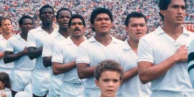 """Exmundialistas hondureños de 1982, lloran al """"Macho"""" Figueroa"""