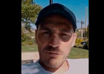 "Iker Casillas: ""Un abrazo a toda Honduras"""