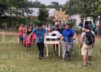 Un muerto y dos heridos deja incendio en casa del alcalde de Juan Francisco Bulnes, Gracias a Dios