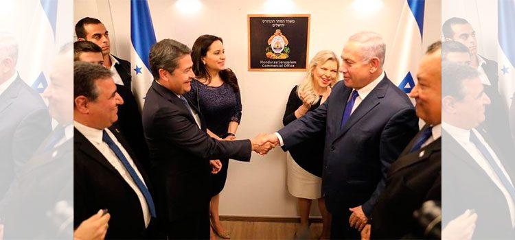 Presidente Hernández y Primer ministro de Israel acuerdan trabajar contra el coronavirus