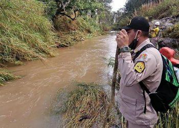Los acumulados de lluvia podrían alcanzar los 70 milímetros diarios en los departamentos del centro.