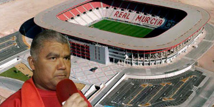 """Puerta del estadio del Murcia llevará el nombre del """"Macho"""" Figueroa"""