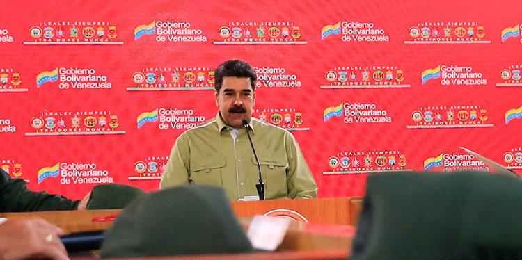 Exdiputado venezolano acusado de traficar toneladas de droga a EEUU junto con Maduro