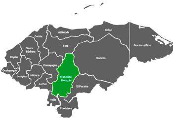 Por riesgo de deslizamiento extienden alerta verde en Francisco Morazán