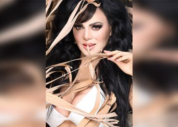 Maribel Guardia caldea Instagram con desnudo en celebración por sus 5 millones de seguidores (Video)