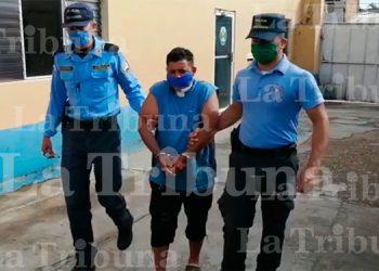Capturan a hombre que mató a su compañera de hogar por celos en Talanga