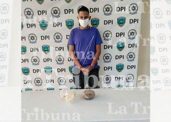 Capturan a supuesto integrante de la MS-13 en San Pedro Sula