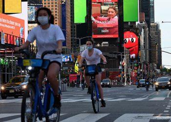 El gobernador del Estado, Andrew Cuomo, anunció que la Gran Manzana, que fue epicentro mundial de la pandemia del COVID-19, comenzará su reapertura el próximo 8 de junio.