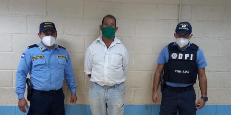 Arresto domiciliario para pirómano que quemó 112 hectáreas en Amarateca
