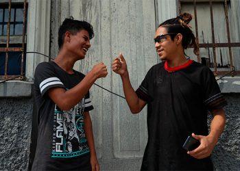 Un rap contra el hambre y el COVID-19 desde El Salvador