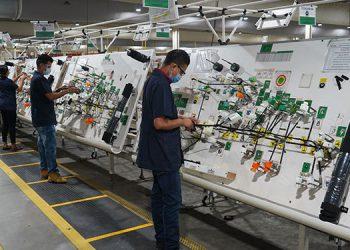 Óscar Díaz explicó que el plan de expansión e inversión en el país se mantiene firme.