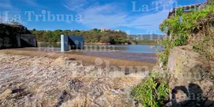 SANAA: Cinco días bajarán los racionamientos de agua