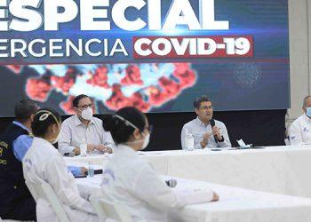 El mandatario advirtió que si la población hondureña no es disciplinada y no toma las medidas de bioseguridad correspondientes se volvería a paralizar la economía como sucedió hace unos días en Chile.