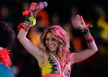 "Cinco cosas que no sabías de la canción ""Waka Waka"" de Shakira"