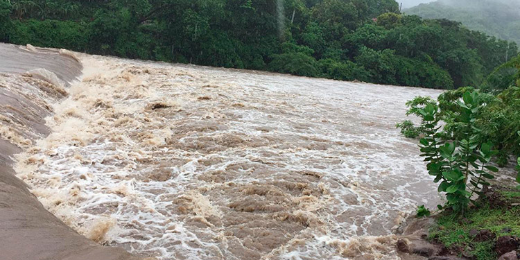 Tormenta Tropical Amanda golpea con fuerza Ocotepeque