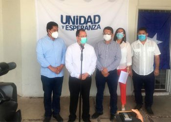 """Tres nacionalistas se suman al movimiento """"Unidad y Esperanza"""