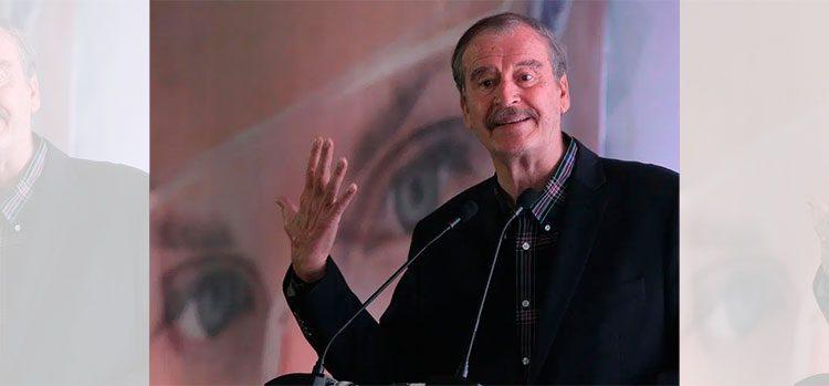 """""""Difícilmente tengo para comer; vivo al día"""", afirma Vicente Fox, expresidente de México"""