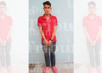 Arrestan a hombre por supuesta violación a una menor en Lempira