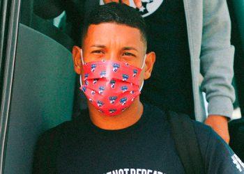 """Acosta ya en Disney para """"mundialito"""" de la MLS"""