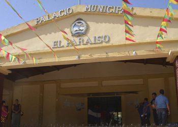 Contagiados con COVID-19 dos empleados municipales de El Paraíso
