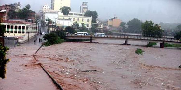 Actualmente se está formando la tormenta tropical Cristóbal en Campeche México la que impactará directamente en Centroamérica.