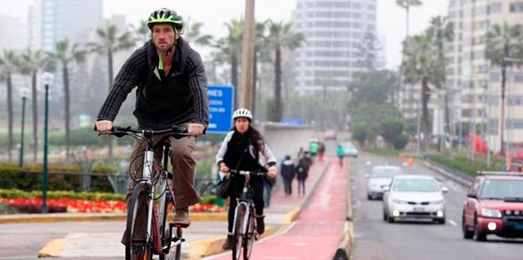 Ciclovías una opción segura y saludable en Tegucigalpa (Video)