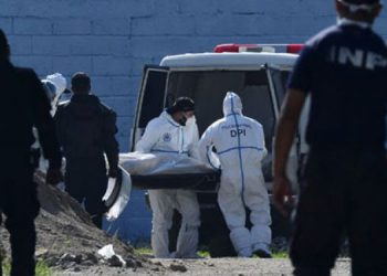 Más de la mitad de crímenes múltiples han ocurrido en el período de confinamiento o toque de queda, reporta el OV-UNAH.