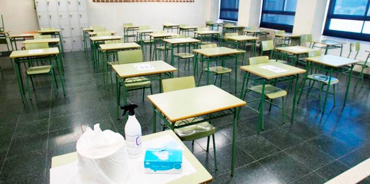 España supera 500 mil casos de COVID-19 en la semana de la vuelta al colegio