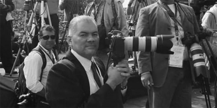 Luto en el gremio periodístico: Fallece el conocido profesional del lente Pedro Boquín