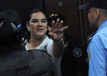 Exprimera dama Rosa Elena Bonilla podría salir libre en las próximas horas
