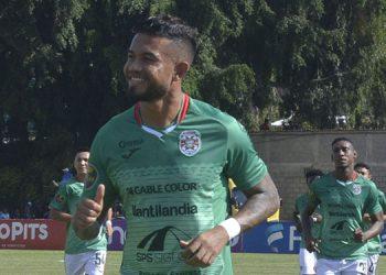 """Carlos """"Chino"""" Discua fuera de Marathón"""