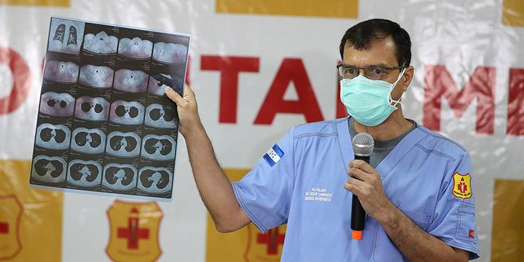 Médico del Hospital Militar: Tratamiento de JOH incluye ejercicios para evitar trombosis