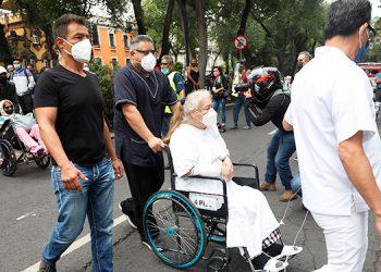 Ciudad de México descarta víctimas y daños en hospitales por terremoto