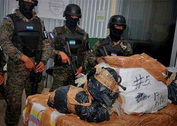 Más de 1,000 kilos de cocaína se decomisaron durante los operativos realizados en el mes de mayo.