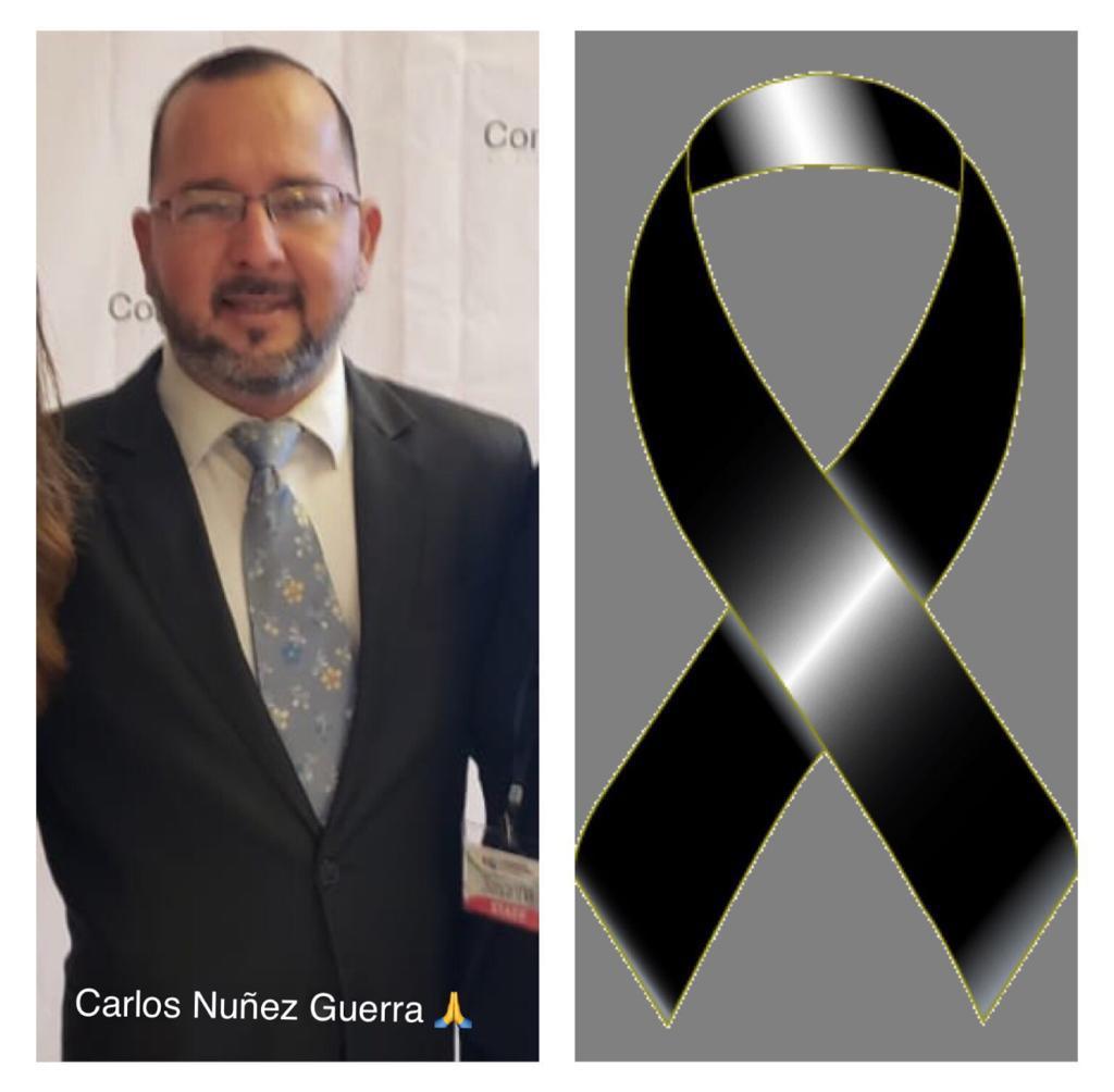 Fallece jefe de protocolo del CN - Diario La Tribuna