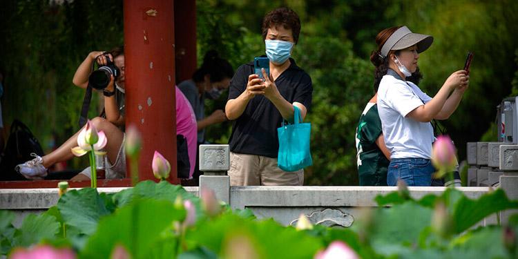 China registra un incremento de casos nuevos de coronavirus
