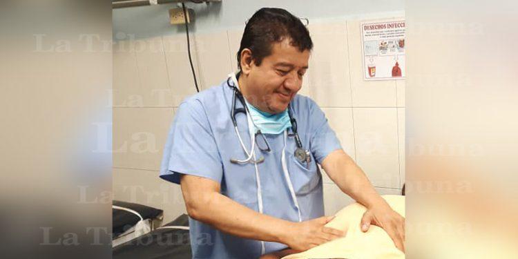 Con música despiden al doctor Alexis Reyes en San Pedro Sula