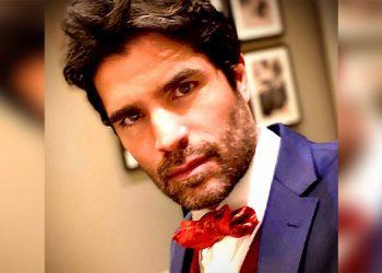 Actor mexicano Eduardo Verástegui celebra un multitudinario Santo Rosario (Video)