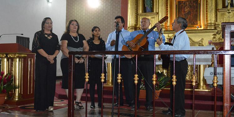 Voces danlidenses fundado el 2001 por el maestro Carlos Zúniga.