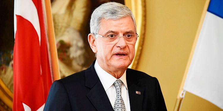 El turco Volkan Bozkir, nuevo presidente de la Asamblea General de la ONU