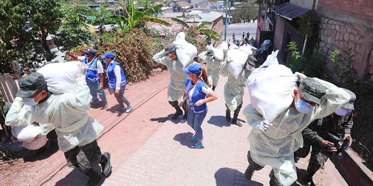L4366.6 millones invertidos para contrarrestar pandemia