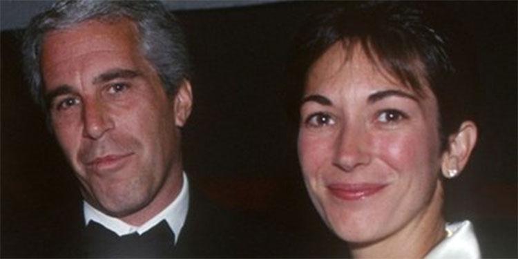 Arrestan a exnovia de Epstein y la acusan de tráfico sexual