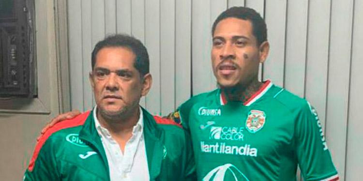"""Rolando Peña: """"Henry Figueroa debe afrontar su problema"""""""