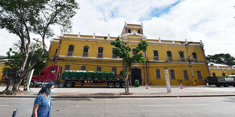 Hospital San Felipe abastecido de insumos para atender pacientes COVID-19