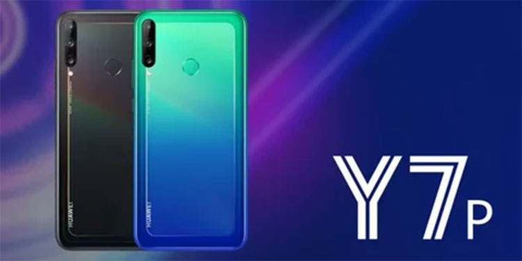 El nuevo Huawei Y7p con App Gallery llega a Honduras