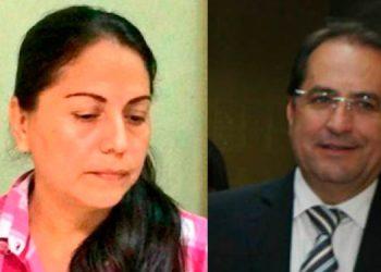 Deniegan cambio de medidas a Ilsa Aguirre y Carlos Montes